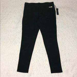 Joe's Jeans Black Stretch Jeggings sz 30 NWT